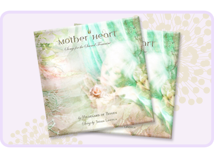Mother Heart CD